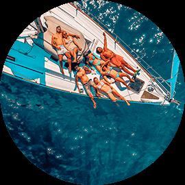 Sonnenbaden inklusive l sailwithus
