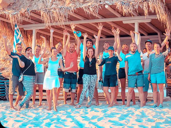Hab gemeinsam mit deiner Crew eine wunderschöne Segelwoche | sailwithus