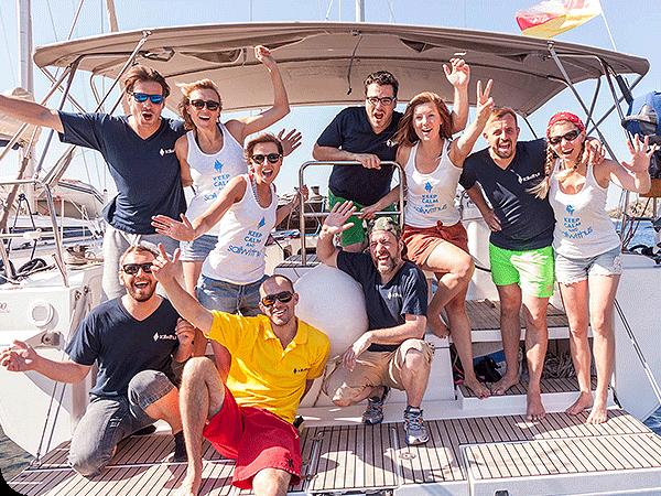 Tolle Crew zum Mitsegeln gesucht | sailwithus