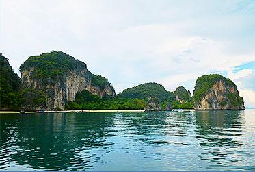 Wunderschöne Natur in Thailand erleben l sailwithus