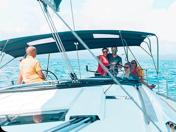 Habt gemeinsam die beste Zeit eures Lebens | sailwithus