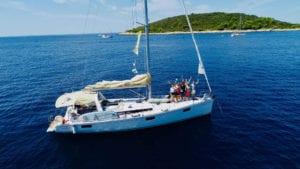 Gruppen Segeltörn mit Yacht und Skipper im Mittelmeer Ostsee Thailand oder Karibik mit sailwithus