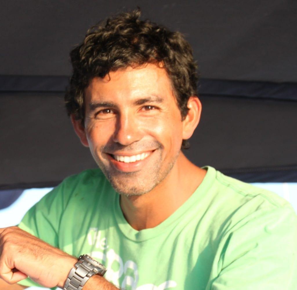 Lerne unseren Mitarbeiter Sergio kennen | sailwithus