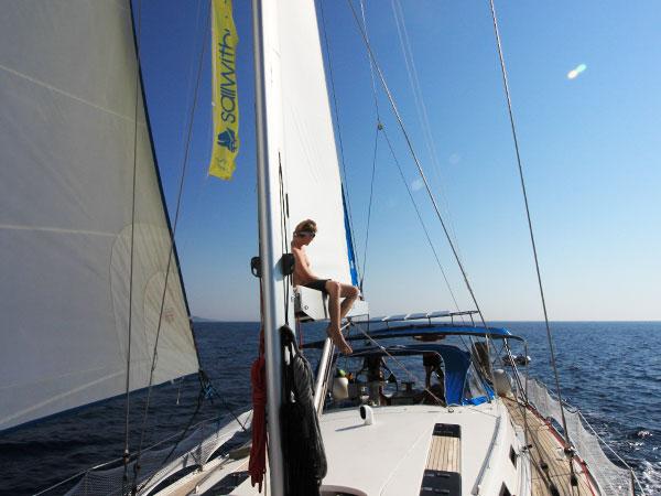 Sicher dir den besten Platz an Bord | sailwithus
