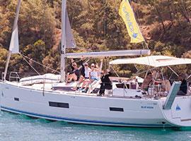 Segelurlaub mit cooler Crew | sailwithus