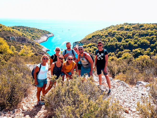 Landausflug kroatische Inseln
