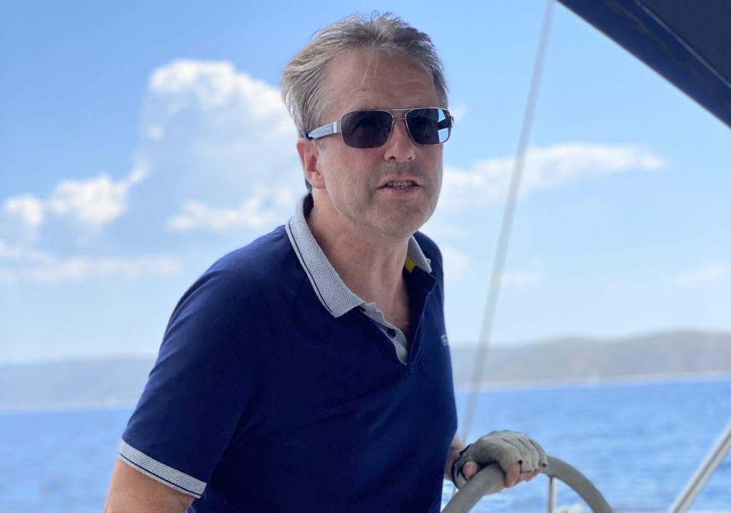 Mit Skipper Rainer kommt Ihr sicher ans Ziel   sailwithus
