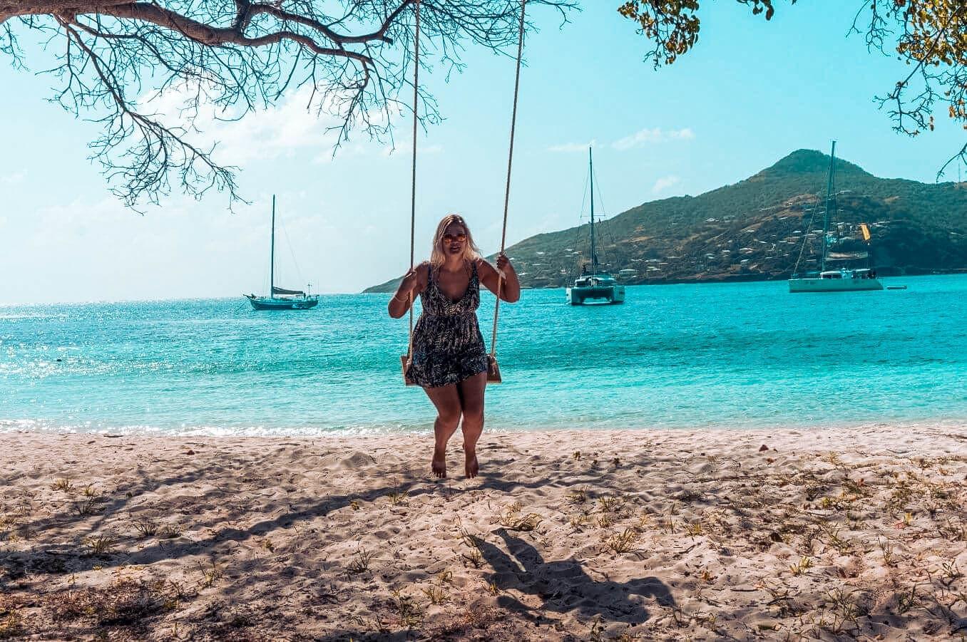 phenomenaler Fotospot für Bilder in der Karibik