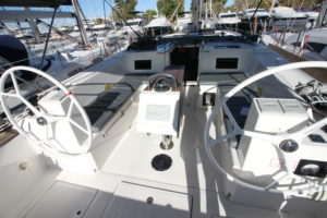 Segelwiki Cockpit | sailwithus