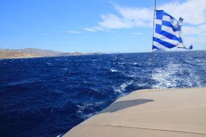 Mitsegeln junge Leute Griechenland