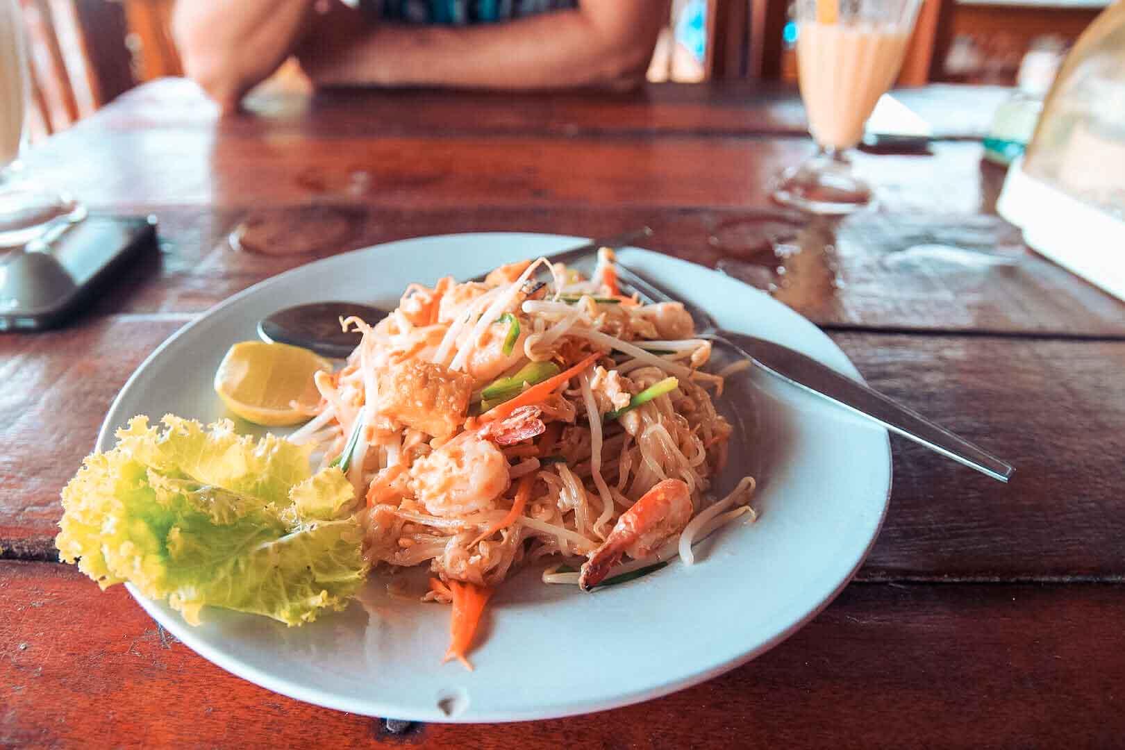 Leckere kulinarische Spezialitäten genießen | sailwithus