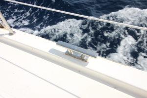 Segelwiki Klampe | sailwithus