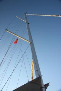 Segelwiki Mast | sailwithus
