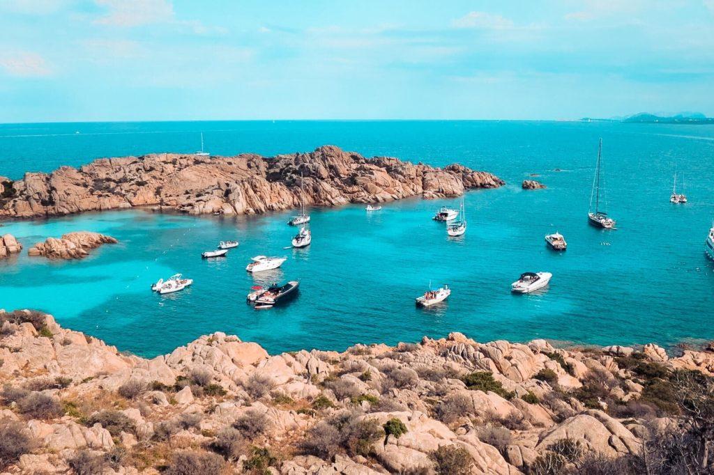 Ihr seid in bester Gesellschaft in Sardinien   sailwithus
