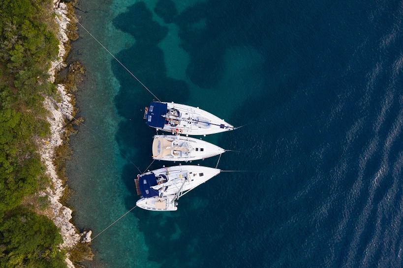 Gemeinsam mit Freunden segeln im Mittelmeer | sailwithus