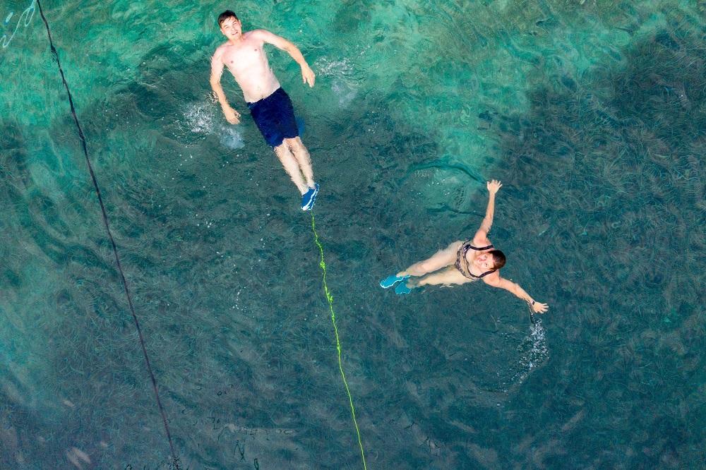 Neue Freundschaften knüpfen auf Segelreise l sailwithus
