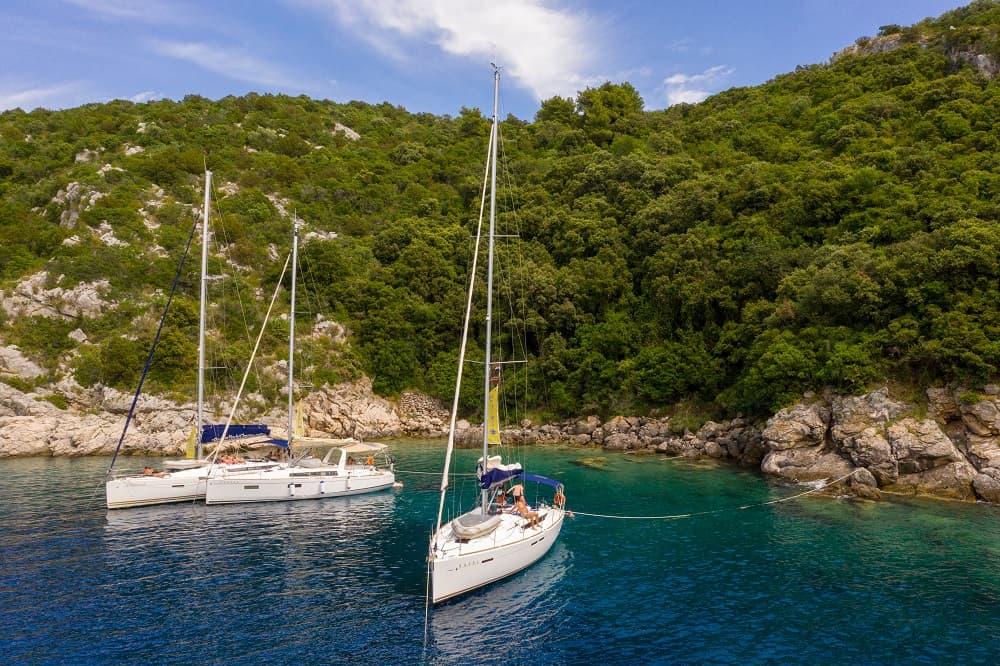 Segeln in Kroatien l sailwithus