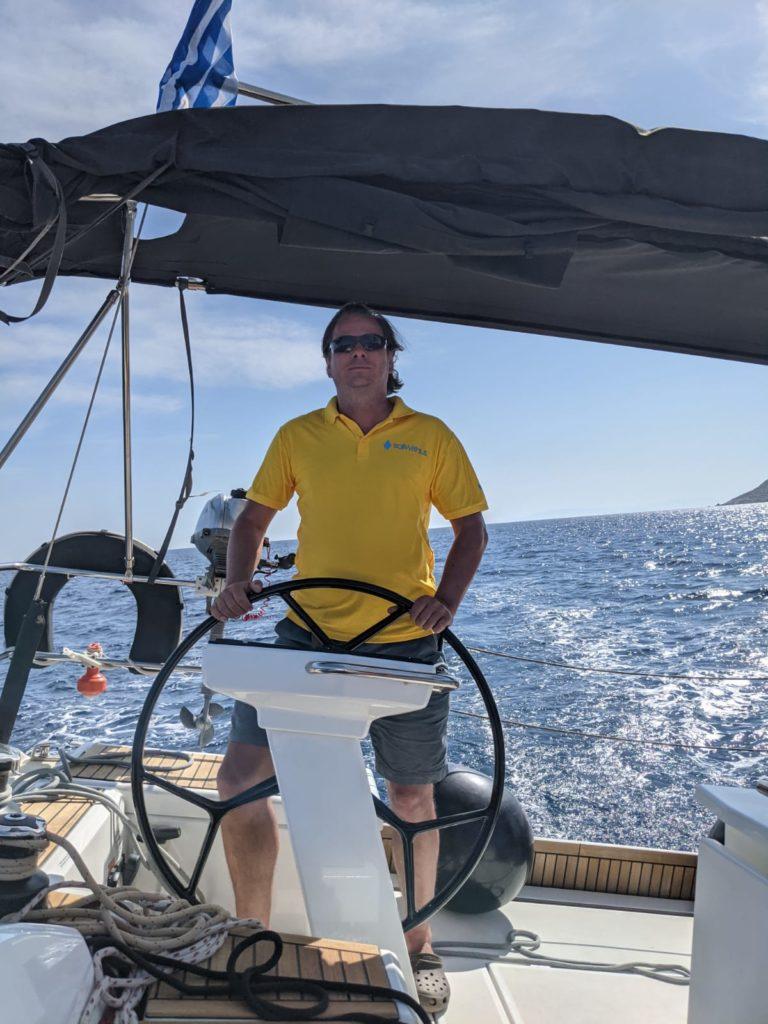 Skipper Thorsten