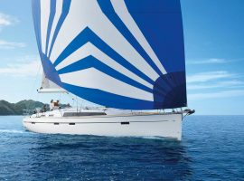 Größte moderne Yacht für Mitsegler im Mittelmeer mit 5 Kabinen