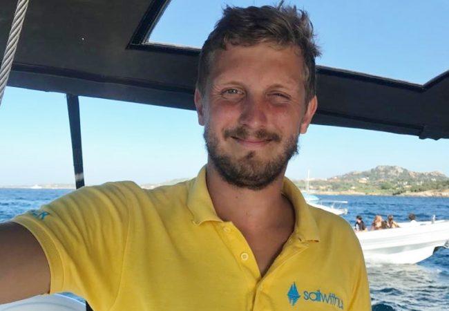 Skipper Benjamin Kraft