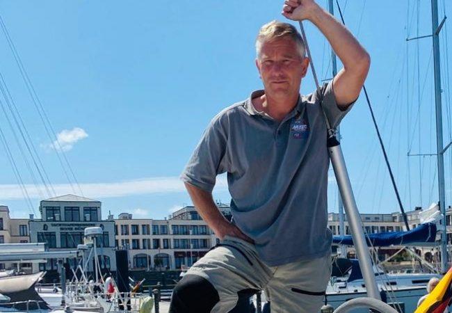 Skipper Christian Vogt
