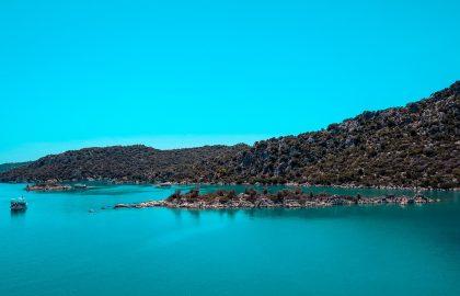 Unberührte Natur Segelreise Türkei