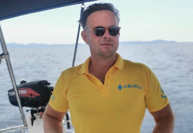 Skipper Philipp Bacher