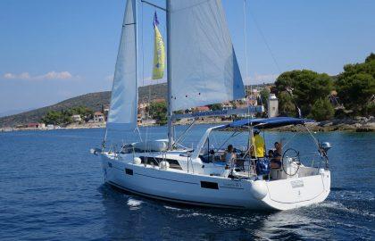 Leinen los und Ahoi auf der Segelyacht l sailwithus