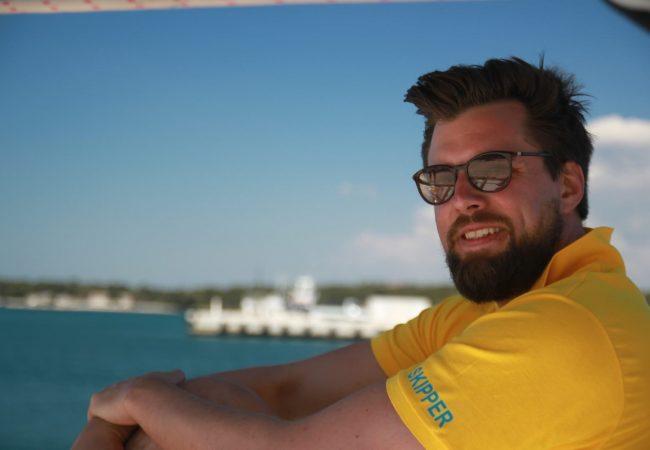 Skipper Philip Portrait
