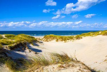 Durch Sanddünen schlendern auf Deinem Mitsegelntörn in der Ostsee   sailwithus Ostsee