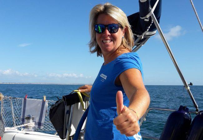 Skipperin Karin